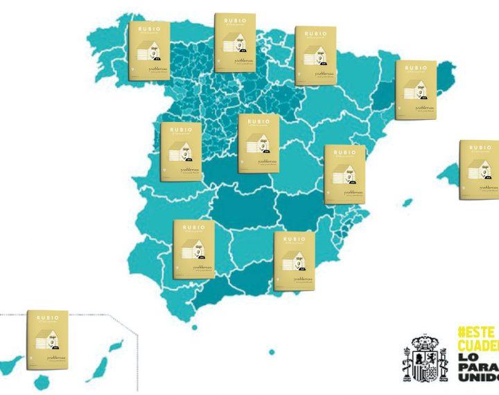 Sanidad alerta de numerosos rebrotes de cuadernillos Rubio por toda España
