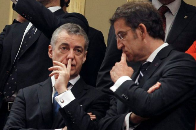 Los candidatos a presidir Galicia y Euskadi se preguntan qué se hace en los colegios electorales cuando no hay elecciones