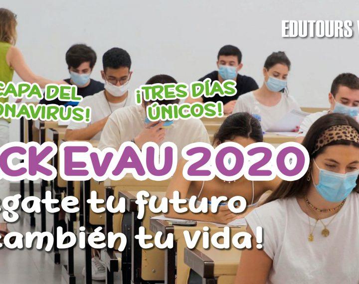 Hacer la EvAU/EBAU ya es el deporte de riesgo favorito de los jóvenes españoles